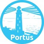 Portus v novém kabátě v centru města